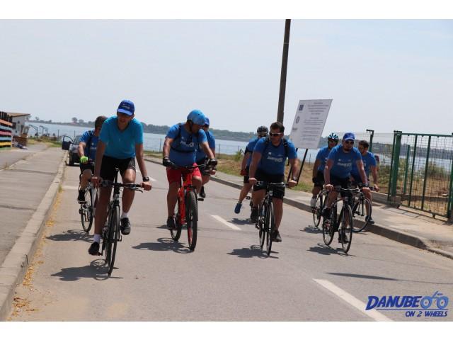 CYCLE for FUN – Techirghiol Road Tour- traseu special creat pentruiubitorii de mișcare în aer liber și natură