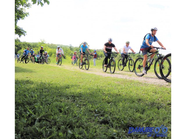 Cycle for Fun - Forest Tour, pe culmile verzi ale Belogradchikului