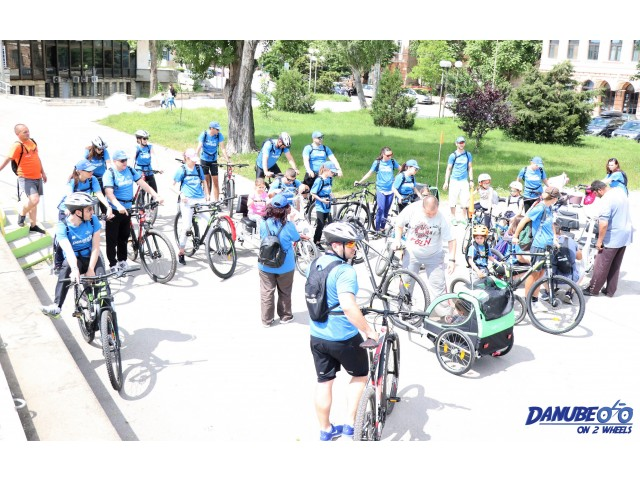 Dunonia Tour: Descoperirea istoriei Balcanilor, pedalând prin Vidin