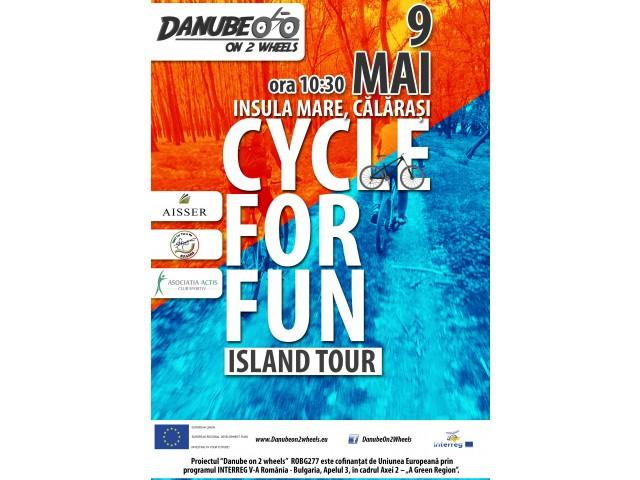 CYCLE for FUN – Island Tour