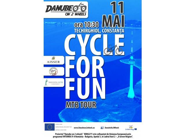 CYCLE for FUN - Techirghiol MTB Tour