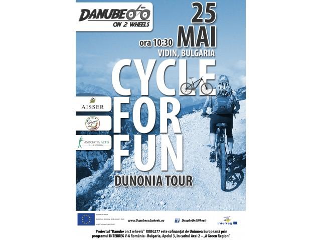 CYCLE for FUN – Dunonia Tour