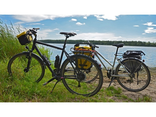 Cycling Adventure in CBC area - To the Black Sea Tour