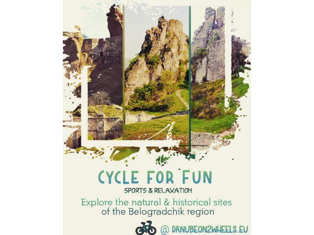 CYCLE for FUN – Belogradchick Road Tour