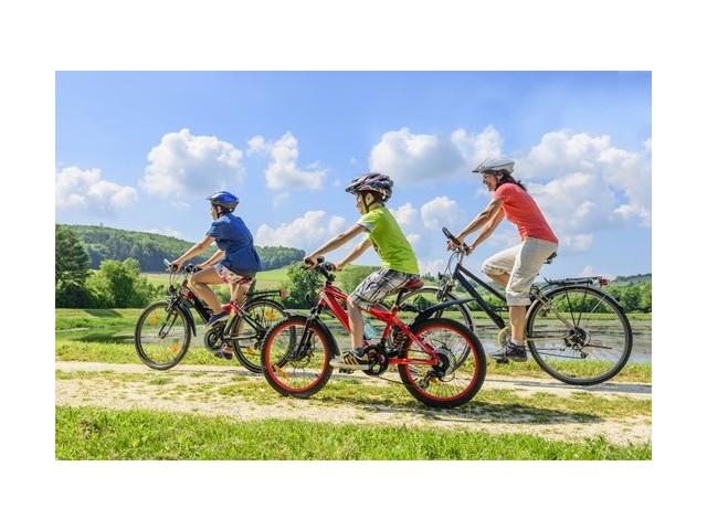 Cycling Adventure in CBC area - Family Tour (Calarasi - Chiciu)