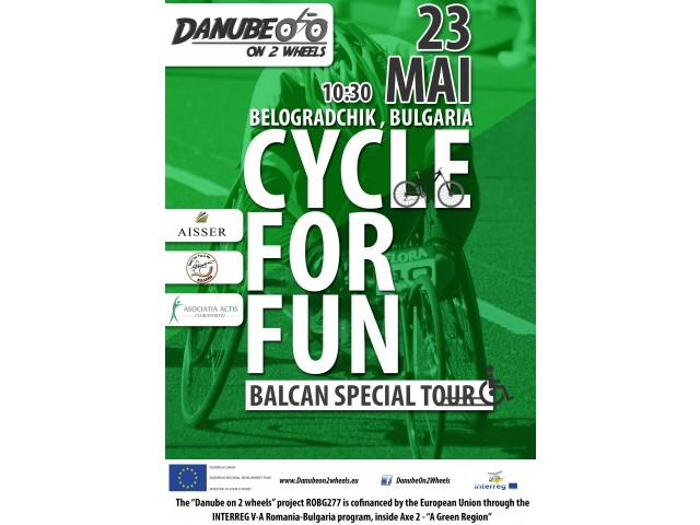 CYCLE for FUN – Balcan Special Tour