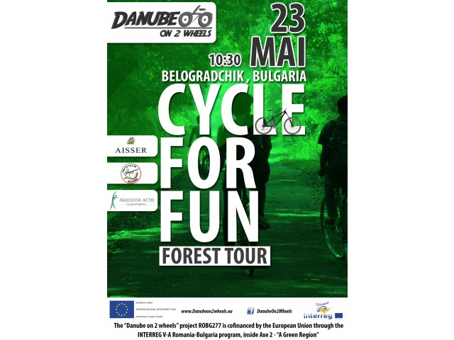 CYCLE for FUN – Forest Tour
