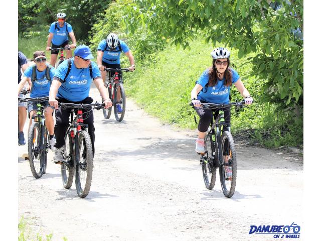 """Danube on 2 Wheels"" Tourist Center (BG - Belogradchik)"