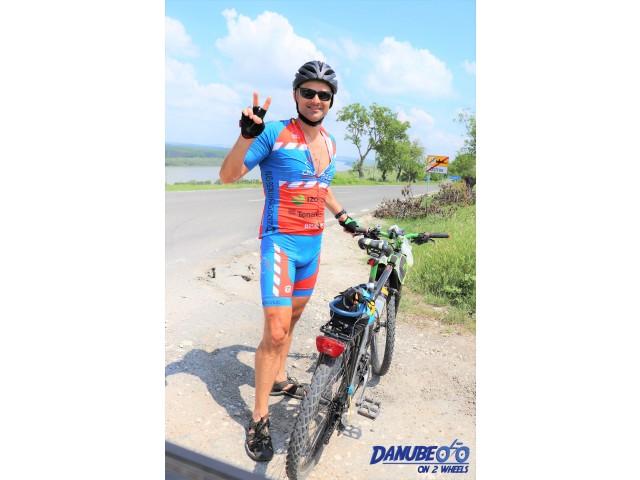 """Туристически център """"Danube on 2 Wheels"""" (RO - Кълъраш)"""