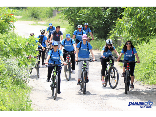 Cycle for Fun - Dunonia Tour,  Vidin