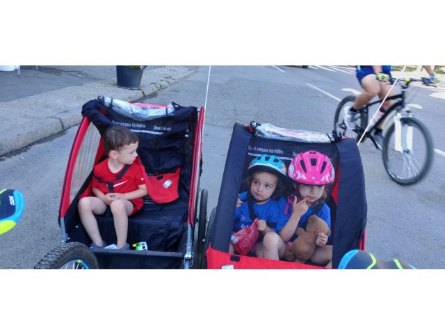 Cycling Adventure in CBC area - Family Adventures